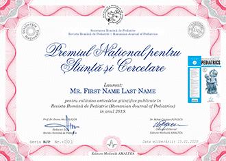 Premiul Național pentru Știință și Cercetare