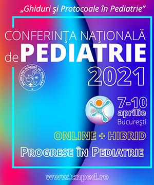 Conferinta Nationala de Pediatrie
